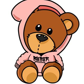 Teddy Bear - Justin Bieber Instagram Profile Picture