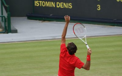 Top 5 Tennis Players on Instagram