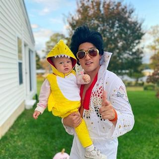 the yeet baby photo instagram